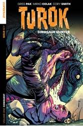 Picture of Turok Dinosaur Hunter TP VOL 01 Conquest