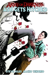 Picture of Army of Darkness Ash Gets Hitched #3
