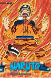 Picture of Naruto 3-in-1 Vol 09 SC
