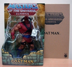 Picture of Masters of the Universe Goat Man Action Figure