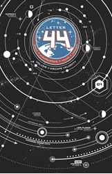 Picture of Letter 44 TP VOL 01 Escape Velocity