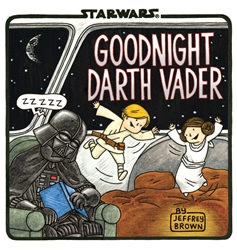 Picture of Star Wars Good Night Darth Vader