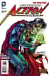 Picture of Action Comics (2011) #35 Monsters Cover