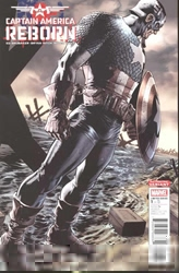 Picture of Captain America Reborn #1 2nd Print