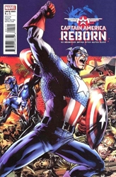 Picture of Captain America Reborn #1 Ross Cover