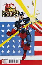 Picture of Captain America Reborn #2 (of 6) Tim Sale Variant