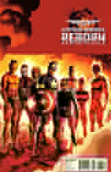 Picture of Captain America: Reborn #3 (of 6) Cassaday Variant