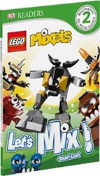 Picture of LEGO Mixels Let's Mix SC DK Readers Beginning to Read 2