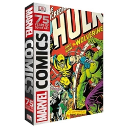 Picture of Marvel Comics 75 Years of Cover Art HC
