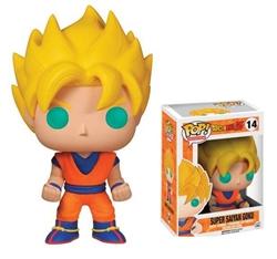 Picture of Pop Animation Dragon Ball Z Goku Super Saiyan Vinyl Figure