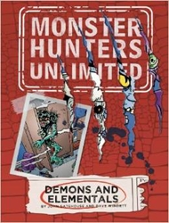 Picture of Monster Hunters Unlimited #2 Demons and Elementals