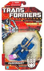 Picture of Transformers Generations Darkmount Action Figure