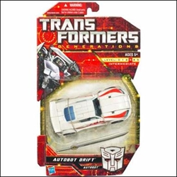 Picture of Transformers Generations Autobot Drift Action Figure