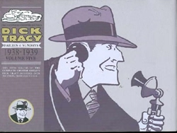 Picture of Complete Chester Goulds Dick Tracy HC VOL 05