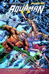 Picture of Aquaman (2011) TP VOL 04 Death of a King