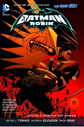 Picture of Batman and Robin (2011) Vol 04 SC Requiem for Damien