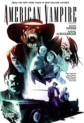 Picture of Amercian Vampire Vol 06 SC