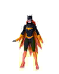 Picture of DC Comics Desginer Series 3 Zero Year Batgirl Action Figure