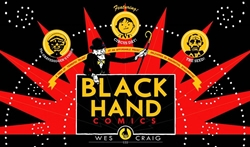 Picture of Blackhand Comics HC