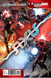 Picture of Avengers and the X-Men Axis #2
