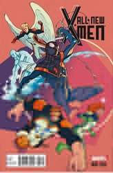 Picture of All-New X-Men #33 Stomp Out Bullying Cover