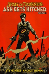 Picture of Army of Darkness Ash Gets Hitched #4 Francavilla Cover