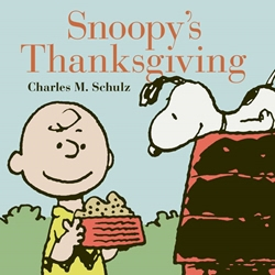 Picture of Snoopys Thanksgiving HC