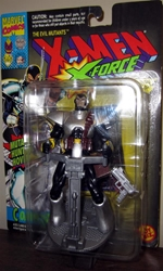 Picture of X-Men X-Force Commcast Action Figure