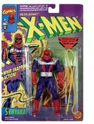 Picture of X-Men Senyaka with Whip Snapping Action