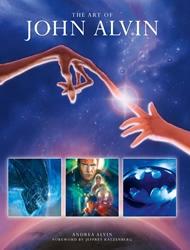 Picture of Art of John Alvin HC