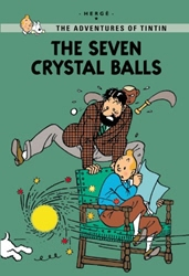 Picture of Adventures of Tintin Seven Crystal Balls GN