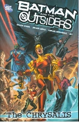 Picture of Batman and the Outsiders (2007) Vol 01 SC Chrysalis