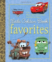 Picture of Cars Little Golden Book Favorites