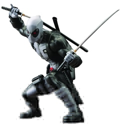 Picture of Deadpool X-Force Marvel Now Artfx+ Statue