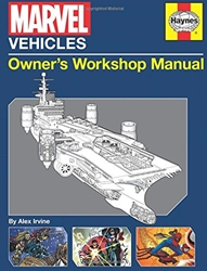 Picture of Marvel Vehicles Owner's Workshop Manual HC