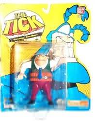 "Picture of Tick ""Exploding"" Dyna-Mole Action Figure"