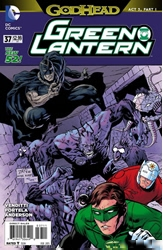 Picture of Green Lantern (2011) #37