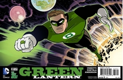 Picture of Green Lantern (2011) #37 Darwyn Cooke Cover