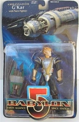 Picture of Babylon 5 G'Kar Action Figure