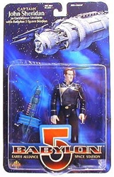 Picture of Babylon 5 John Sheridan Action Figure