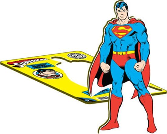 supermandesktopstandee