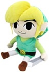 "Picture of Legend of Zelda Wind Waker Link 12"" Plush"