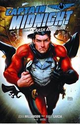 Picture of Captain Midnight Vol 04 SC Crash Burn