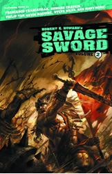 Picture of Robert E Howards Savage Sword Vol 02 SC