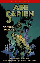 Picture of Abe Sapien Vol 05 SC Sacred Places