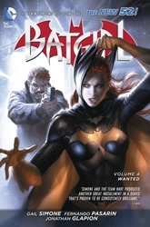 Picture of Batgirl (2011) TP VOL 04 Wanted
