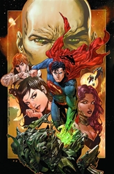 Picture of Action Comics (2011) Vol 04 SC Hybrid