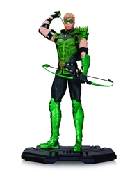 Picture of DC Comics Icons Green Arrow Statue