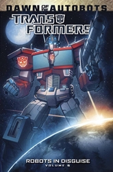 Picture of Transformers Robots In Disguise Vol 06 SC