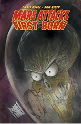Picture of Mars Attacks First Born SC